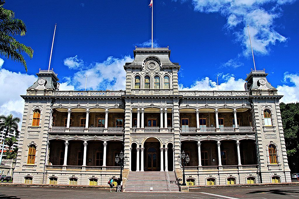 The Ghosts of Iolani Palace - Photo
