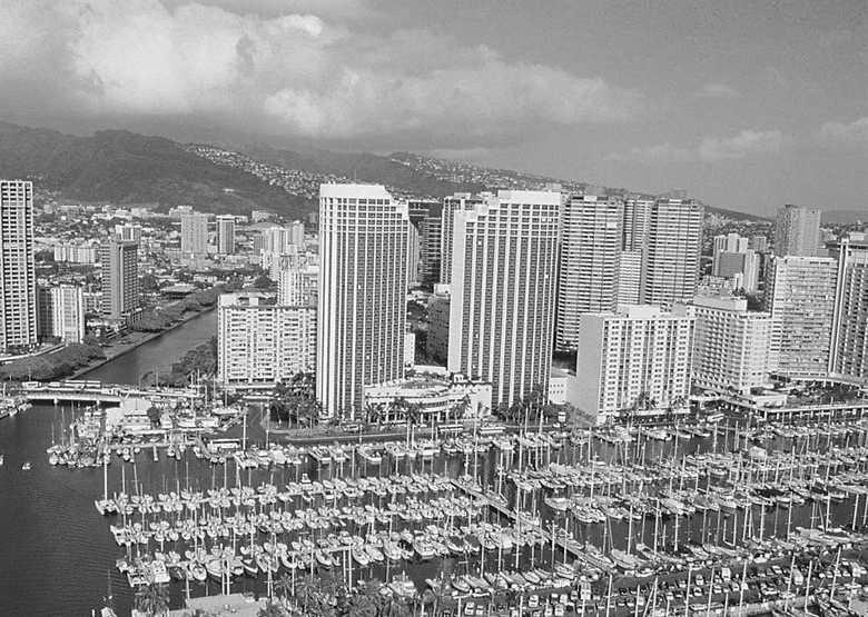 Haunted Waikiki Prince Hotel - Photo